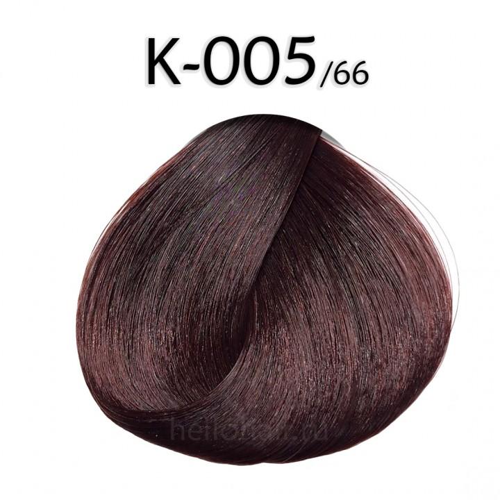 Волосы на капсулах K-005/66, LIGHT EXTRA RED BROWN, светлый экстра красный коричневый, цена за 100 грамм