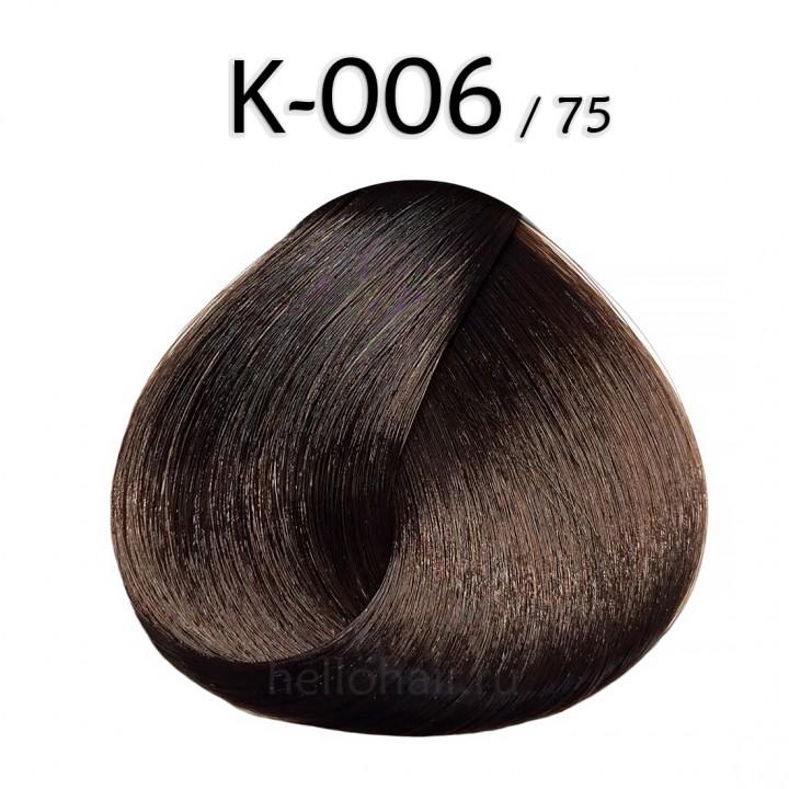 Волосы на капсулах K-006/75, DARK MAHOGANY CHESTNUT BLONDE, тёмный махагон каштановый блонд, цена за 100 грамм